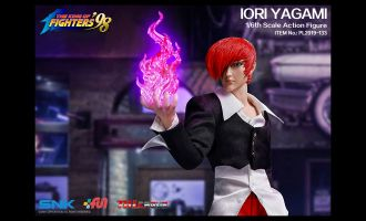 TBLEAGUE-PL2019-133-THE-KING-OF-FIGHTERS-98-IORI-YAGAMI-SNK