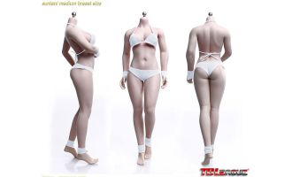 TBLeague-S29B-Female-Super-Flexible-Seamless-Body-Pale