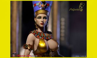 TBLeague  PL2020-164  Nefertiti 1/6th Scale Action Figure Banner