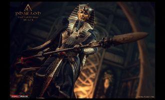 TBLeague  PL2021-178A 1/6 Pharaoh Tutankhamun BLACK BANNER
