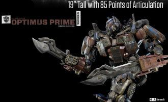 THREEA TRANSFORMERS OPTIMUS PRIME EVASION MODE BAMBALAND WEBSITE VERSION