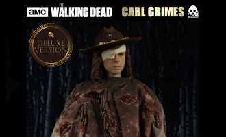 THREEZERO-3Z0062DV-THE-WALKING-DEAD-CARL-GRIMES-DELUXE-VERSION