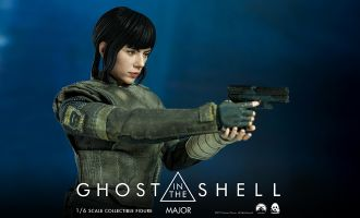 THREEZERO GHOST IN THE SHELL 3Z0057 MAJOR