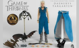 THREEZERO 3Z0018 GAMES OF THRONES DAENERYS TARGARYEN EXCLUSIVE WEB SITE VERSION