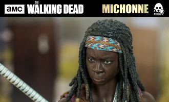 THREEZERO 3Z0019 THE WALKING DEAD MICHONNE1/6TH