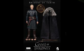 ThreeZero 3Z0056DV Deluxe Version Game of Thrones Brienne of Tarth