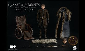 ThreeZero 3Z0093DV Game of Thrones 1/6  Bran Stark Deluxe Version Banner