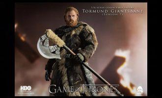 Threezero 3Z0106 Tormund Giantsbane Game of Thrones Banner