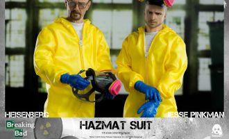 THREEZERO BREAKING BAD HEISENBERG JESSE PINKMAN Hazmat suit
