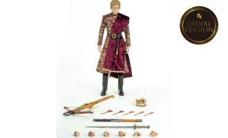 Threezero Game of Thrones King Joffrey Baratheon  Deluxe Version