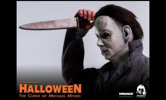 THREEZERO HALLOWEEN THE CURSE OF MICHAEL MYERS