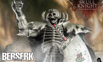 THREEZERO BERSERK SKULL KNIGHT 1/6 SCALE COLLECTIBLE FIGURE
