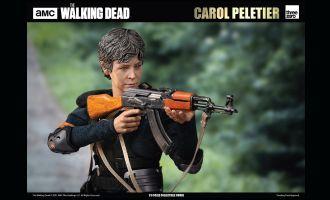 Threezeo Melissa McBride Carol Peletier Dead The Walking 1/6 Action Figure Banner