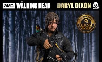 THREEZERO THE WALKING DEAD DARYL DIXON EXCLUSIVE VERSION