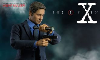 THREEZERO THE X FILES AGENT MULDER