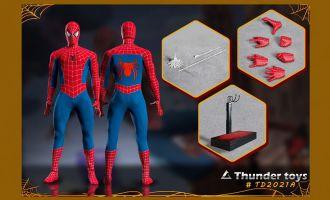 Thunder Toys TD2021A Variant Spider Single Version 1/6 figure Banner