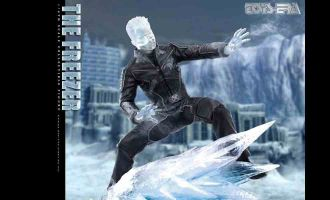TOYS-ERA-TE024-THE-FREEZER-ICEMAN-BOBBY-DRAKE-SHAWN-ASHMORE