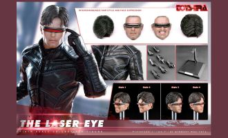 TOYS ERA CT010 X-MEN CYCLOPS THE LASER EYE SCOTT SUMMER