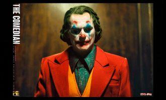 TOYS ERA PE004 1/6  The Comedian Joaquin Phoenix Arthur Fleck  Joker Banner