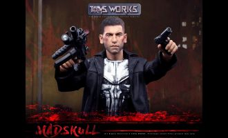 TOYS WORKS TW001 MAD SKULL THE PUNISHER