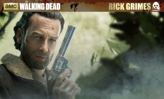 THREEZERO TZ-TWD-004 THE WALKING DEAD RICK GRIMES