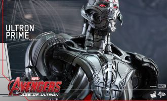 HOT TOYS MMS284 AVENGERS AGE OF ULTRON ULTRON PRIME