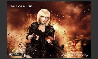 VERYCOOL VC-CF-02 CROSS FIRE MANDALA THE PROTECTOR