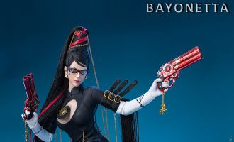 VERYCOOL VCF-2057 THE WITCH BAYONETTA 1/6 ACTION FIGURE BANNER