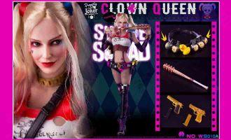 War Story WS010-A Clown Queen Action Figure  Normal Banner
