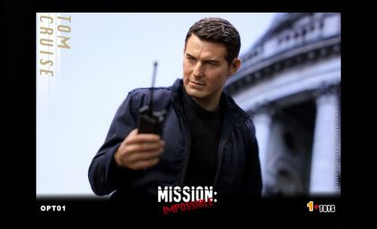 1 + TOYS TA-002 Mission Impossible Tom Cruise Banner