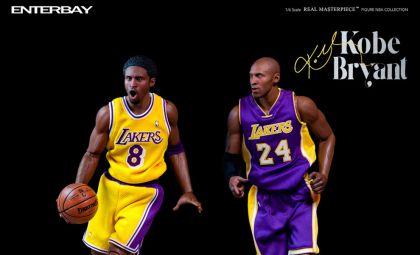 ENTERBAY NBA COLLECTION RM-1065 KOBE BRYANT
