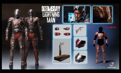 Flash point Studio FP-22166 Doomsday Lightning Man 1/6 action figure Banner