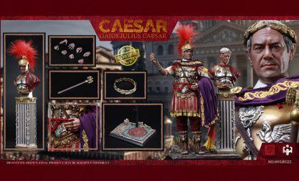 HHMODEL x HAOYUTOYS HH18022 Imperial Army- Julius Caesar Deluxe version Banner