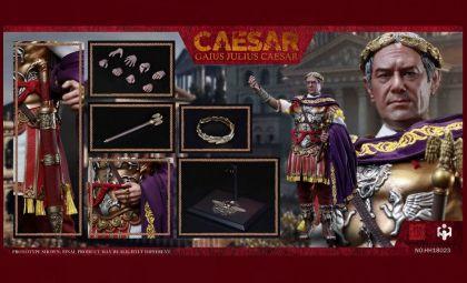 HHMODEL x HAOYUTOYS HH18023 Imperial Army- Julius CaesarSingle version Banner