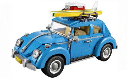 LEGO 10252 Creator Expert Volkswagen Beetle Maggiolino Banner