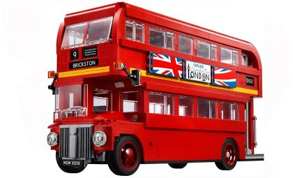 LEGO 10258 CREATOR London Bus Banner