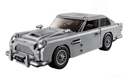 LEGO 10262 CREATOR EXPERT James Bond Aston Martin DB5 Banner