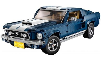 LEGO 10265 CREATOR EXPERT Ford Mustang Banner