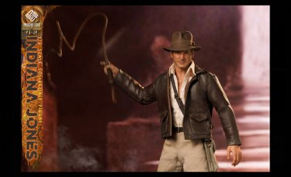 PRESENT TOYS PT-SP12 Indiana Jones I predatori dell'arca perduta Indiana Jones Raiders of the Lost Ark Banner
