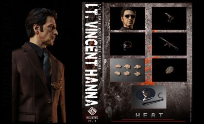 PRESENT TOYS PT-SP18 Vincent Hanna Al pacino Heat Banner