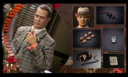 PRESENT TOYS PT-SP24 Gangster Politicians BOARDWALK EMPIRE Banner