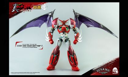 Threezero 3Z0172 ROBO-DOU Shin Getter 1 Arranged Design Anime color version Banner