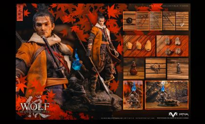 VTS TOYS VM-030DX Sekiro The wolf of Ashina Deluxe Edition Banner