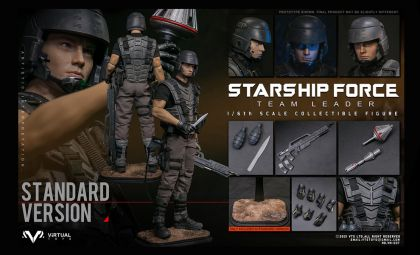 VTS TOYS VM037 1/6 Starship Troopers Starship Force-Team Leader Banner