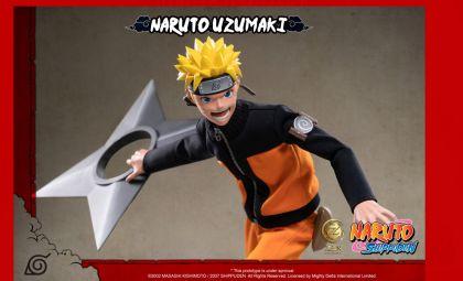 Zen Creations PAF001 Naruto Uzumaki Ultimate Version 1/6 figure Banner