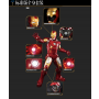 KILLERBODY IRON MAN 3 IRON MAN MK7 LIFE SIZED 1/1TH SCALE HIGH END REPLICA COSTUME SET STANDARD 3