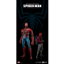 THREEA 3A MARVEL PETER PARKER SPIDER-MAN 1/6TH SCALE COLLECTIBLE FIGURE SET 1