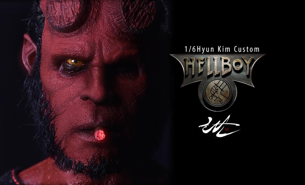 Hellboy - Hyun Kim 1/6 Custom